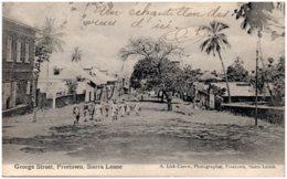 SIERRA LEONE - George Street, FREETOWN - Sierra Leone