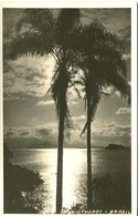 NICTHEROY BRASIL TARJETA POSTAL B/W CIRCA 1930 -LILHU - Brazilië