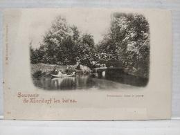 Souvenir De Mondorf. Non Circulé - Bad Mondorf