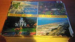 Cartolina:Riccione Panorama Viaggiata (a31) - Non Classificati