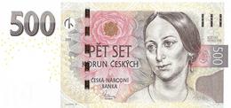 REPUBLIQUE TCHEQUE - 500 Korun 2009 - UNC - Tchécoslovaquie