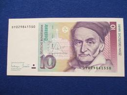 10 Deutsche Mark 1993, UNC - Kassenfrisch,  Original - 1949-…: BRD