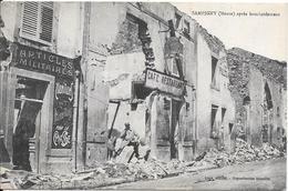 SAMPIGNY Après Bombardement - Francia