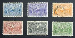"Haiti 1949 "" BICENTENARY OF PORT-AU-PRINCE"" Used Selection. - Haïti"