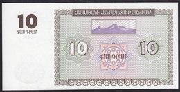 Armenia 10 Dram 1993 P33 UNC - Arménie