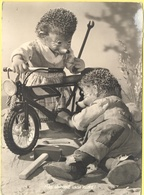 Tematica - Mecki - 1968 - 10 + 15 Michelangiolesca - Da Stimmt Was Nicht - Viaggiata Da Bologna Per Bologna - Mecki