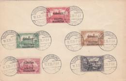 Deutsches Reich Allenstein Brief 1920 - Non Classés