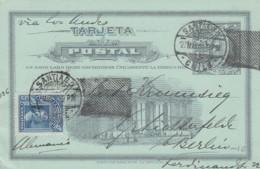 Chili Postcard 1910 - Chile