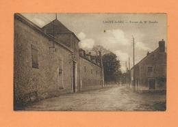 CPA -  Lagny Le Sec  - Ferme De Mr Daudrié - France