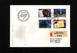 Switzerland / Schweiz 1990 Michel 1427-1430 FDC - Suisse