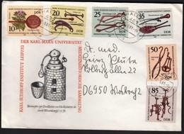 Germany DDR Halle 1981 / Old Medical Instruments - Medicine