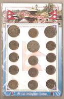 Nepal - 15 Monete Differenti: Re Mahendra, Birendra E Gyanendra - Nepal