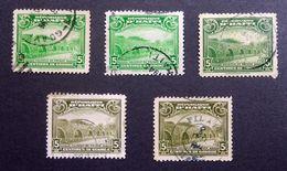 """Haiti 1933 """"AQUEDUC DE PRINCE"""" Used Selection. - Haiti"""