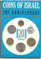 Israele - Specimen Set Produced By The Israel Government Printer - 1968 - Israele
