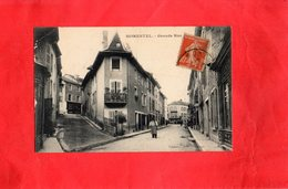 E0312 - MORESTEL - D38 - Grande Rue - Morestel