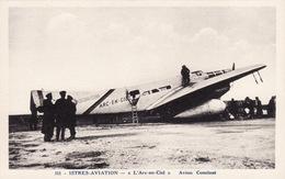 Istres-Aviation - L'arc En Ciel - Avion Couzinet - Istres
