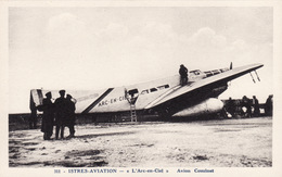 Istres-Aviation - L'arc En Ciel - Avion Couzinet - 1919-1938: Entre Guerres