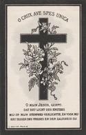 Livinus De Pelsmaeker-scheldewindeke 1817-1894 - Devotion Images
