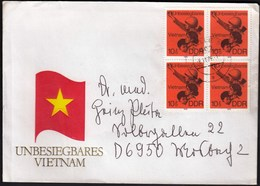 Germany DDR Halle 1979 / Vietnam - [6] République Démocratique