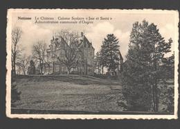 Nettinne - Le Château - Colonie Scolaire Joie Et Santé - Administration Communale D'Ougrée - Somme-Leuze