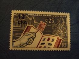 "1963-CFA- Timbre N° 359   "" Philatec   ""   Neuf,   ++ Cote   1.30   Net    0.45 - Neufs"