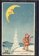 Enfant - Lune - Moon - Mond - TBE - Enfants