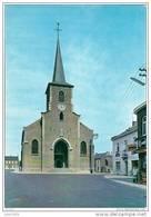 JEMEPPE - SUR - SAMBRE ..-- Eglise Et Place Communale . - Jemeppe-sur-Sambre