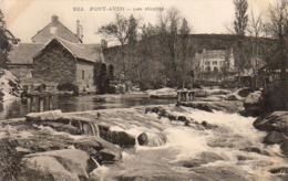 D29  PONT- AVEN  Les Moulins   ..... - Pont Aven