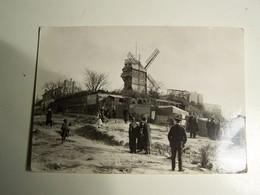 41 J  PARIS LE MOULIN DE LA GALETTE 1900 - France