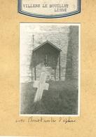 Villers-le-Bouillet Christ Contre L'Eglise Oude Foto Photo - Villers-le-Bouillet
