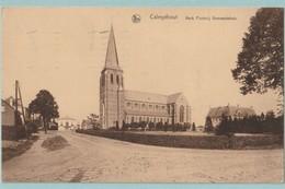 Calmpthout - Kerk Pastorij Gemeentehuis - Kalmthout
