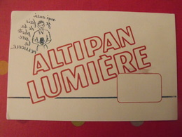 Buvard Photographie. Pellicule Altipan Lumière - Buvards, Protège-cahiers Illustrés