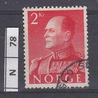 NORVEGIA  1959Re Olav V 2 K Usato - Norvegia
