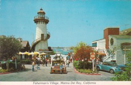 California Marina Del Rey Fisherman's Village - United States