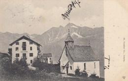 MERAN-MERANO-BOZEN-BOLZANO-CARTOLINA VIAGGIATA IL 13-4-1906 - Merano