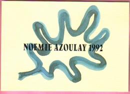"Carte Postale ""Cart'Com"" - Série Magasins, Boutiques De Mode - Noémie Azoulay 1992 - Mode"