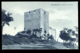 SASSOFERRATO - ANCONA - 1933 - CASTELLO - LA ROCCA - Ancona
