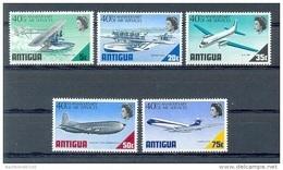 Mua223 TRANSPORT VLIEGTUIGEN WATERVLIEGTUIG DOUGLAS C-124C PLANES FLUGZEUG ANTIGUA 1970 PF/MNH - Vliegtuigen