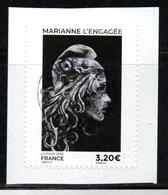 Marianne L'engagée - 2018 ( Oblitérés ) - 2018-... Marianne L'Engagée