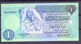 Libya  1  Kadafi  Qui à Mal Aux Dents - Autres - Afrique