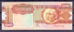Angola 50000  1991 Unc - Autres - Afrique