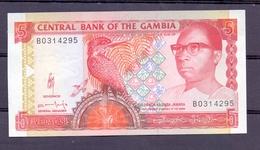 Gambia 5 Dalasis  UNC - Autres - Afrique