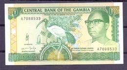 Gambia 10 Dalasis  UNC - Autres - Afrique