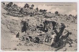 CPA - Mines Du BOU-JABER - (Tunisie) - Attaque N°1 - Tunisie