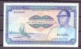 Gambia 25 Dalasis  UNC - Autres - Afrique