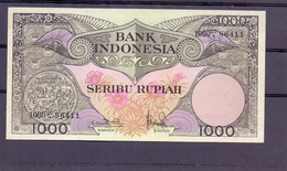 Indonesia  1000 Rupiah  1959  UNC - Indonésie