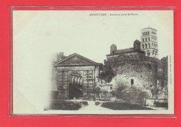 16-CPA ANGOULEME - Angouleme