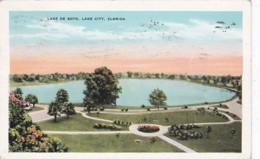 Florida Lake City Lake De Soto 1931 - United States