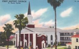 Florida Fort Pierce First Baptist Church - United States
