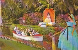 Florida Cypress Gardens Throne Of Citrus Royalty - United States